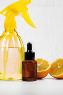 Une maison saine avec le citron
