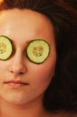 Les masques pour le visage faits-maison