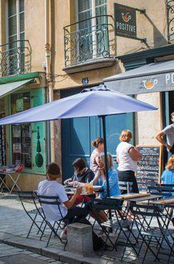 Les restaurants vegan autour de Paris