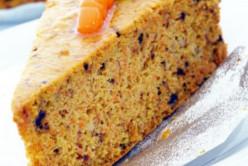 Carrot cake aux noix image