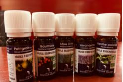 Mes 5 huiles essentielles indispensables !
