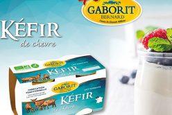 Nouveau : Le Kéfir de Chèvre de la Maison Gaborit