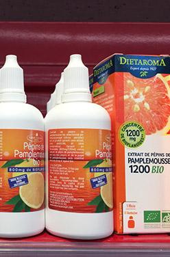 L'extrait de pépin de pamplemousse : votre « antibiotique naturel » de l'hiver !