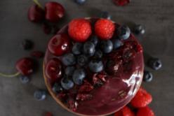 Açaí bowl antioxydant