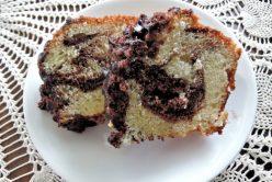 Recette de cake marbré sans gluten et sans lactose