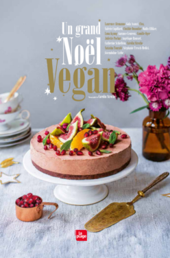 Réveillon vegan : le menu «Perles blanches» de Maïlis Elliker