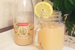 Le jus de baobab : mon jus vitaminé du matin