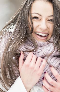 Prendre soin de ses cheveux en hiver