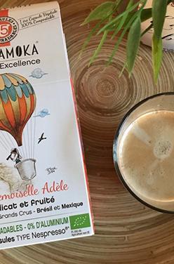 Les capsules de café 100% Biodégradables