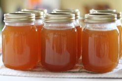 Instant récup' épluchures : gelée pomme-cannelle