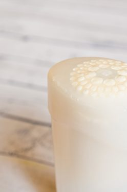 Déodorant fait-maison pour peau sensible