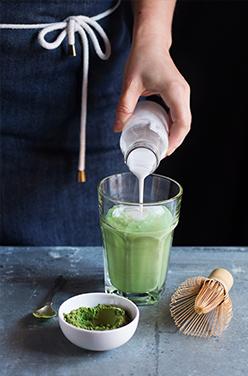 Matcha Latte : ma boisson antioxydante