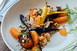 Poêlée de légumes primeurs
