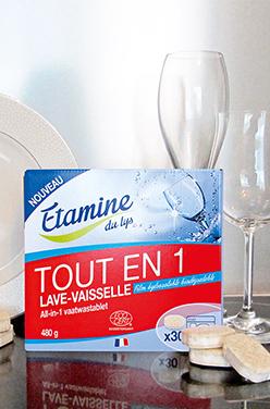 J'ai testé : des pastilles lave-vaisselle Bio et efficaces