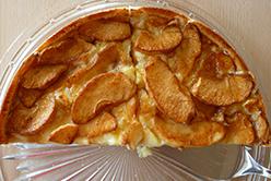 La tarte normande traditionnelle