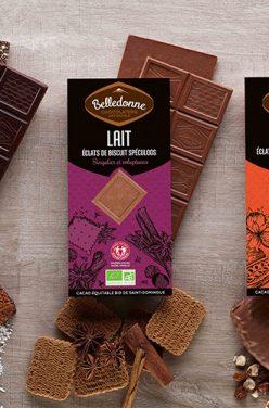 Rencontre avec Belledonne, artisan Chocolatier bio et gourmet