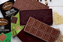 J'ai testé les tablettes Belledonne, chocolat bio et équitable
