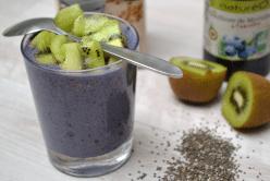 Pudding de chia à la boisson soja calcium