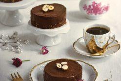 Royal chocolat aux noisettes