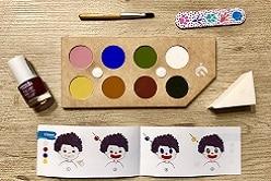 Ou trouver du maquillage de déguisement Bio pour les enfants ?