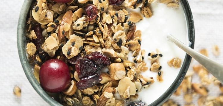 Idée recette pour un petit-déjeuner pleine forme
