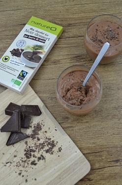 L'authentique Mousse au Chocolat