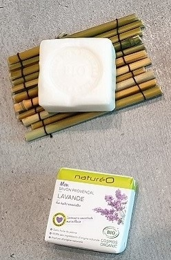 DIY : porte savon 100% naturel