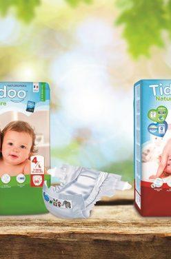 Les changes écologiques Tidoo Nature : n°1 en magasin bio !