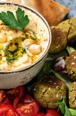 Les falafels et boulettes Végétal Gourmand : des plats veggie savoureux, sains et gourmands !