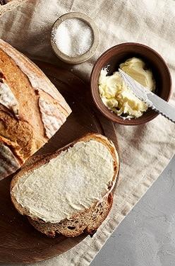 Les secrets du beurre naturéO