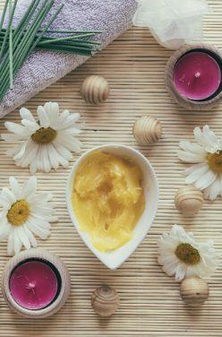 DIY: soin nourrissant pour le corps au beurre de karité