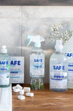 SAFE : les produits d'entretien les plus sains et naturels du réseau bio
