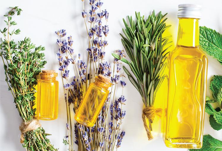 Les huiles végétales, des incontournables en soins beauté