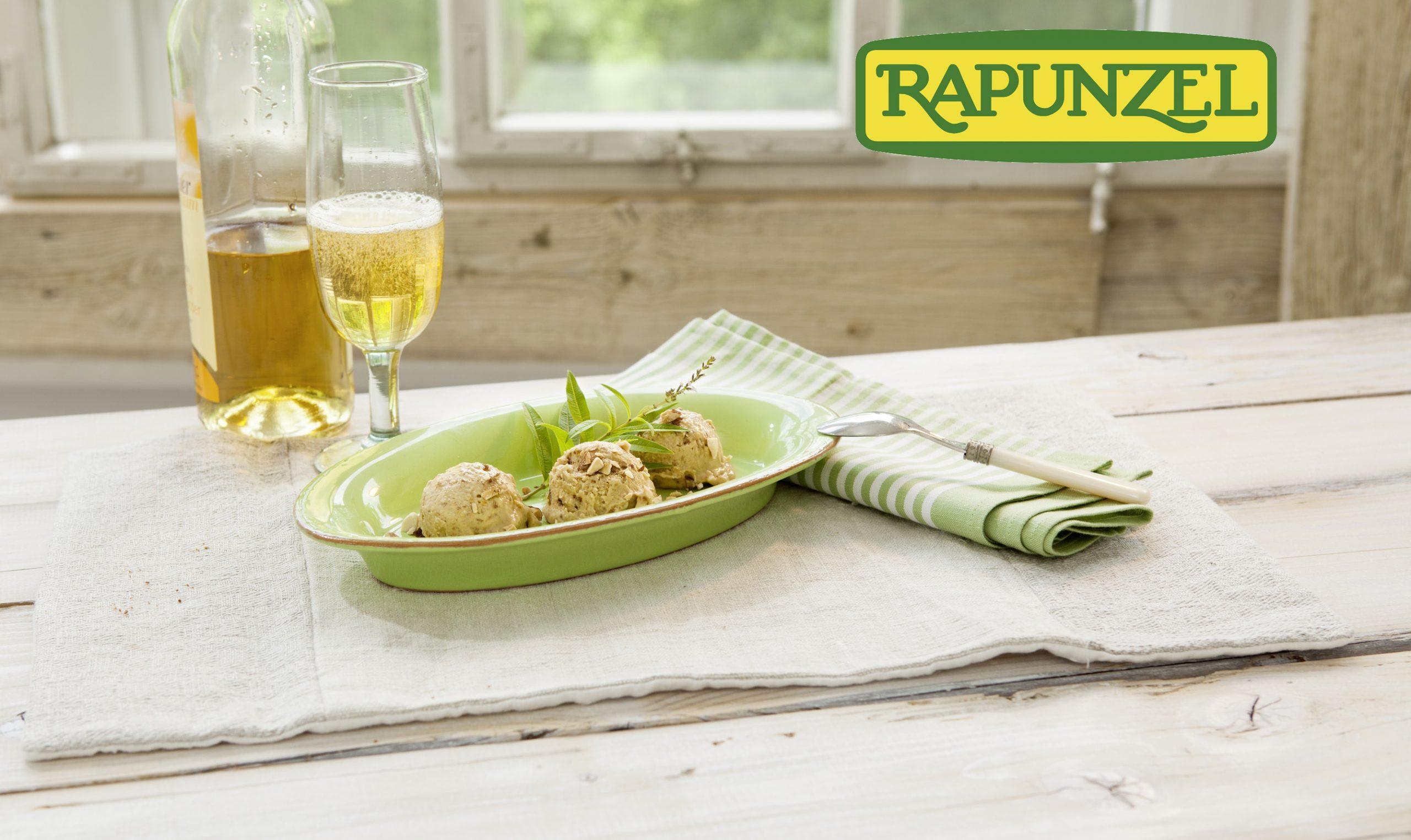 Rapunzel, idées recettes avec les purées de fruits à coques